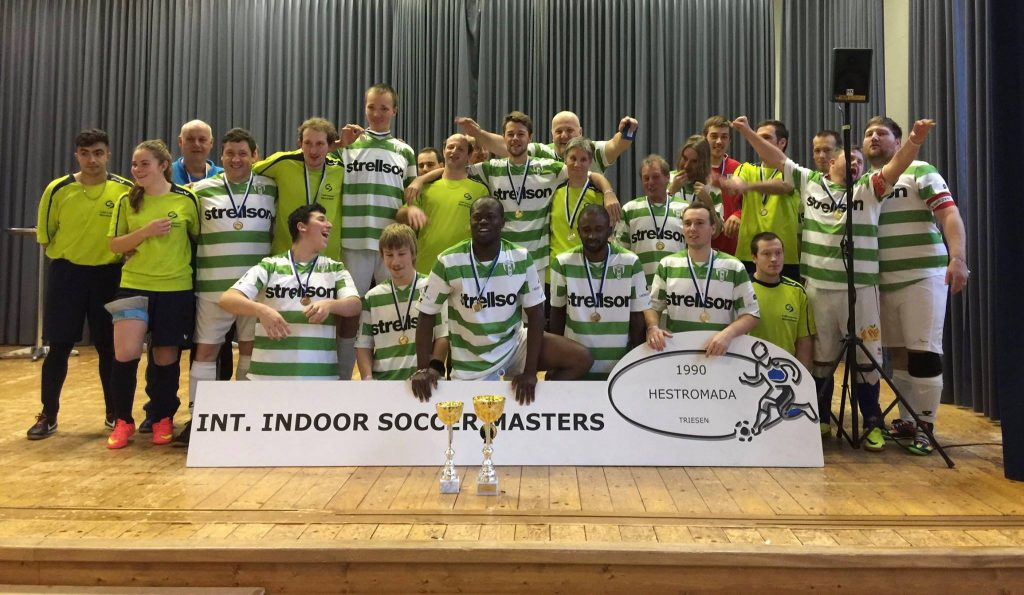 FCK-Handicapteam gewinnt erneut das internationale Hestromada-Hallenturnier in Liechtenstein