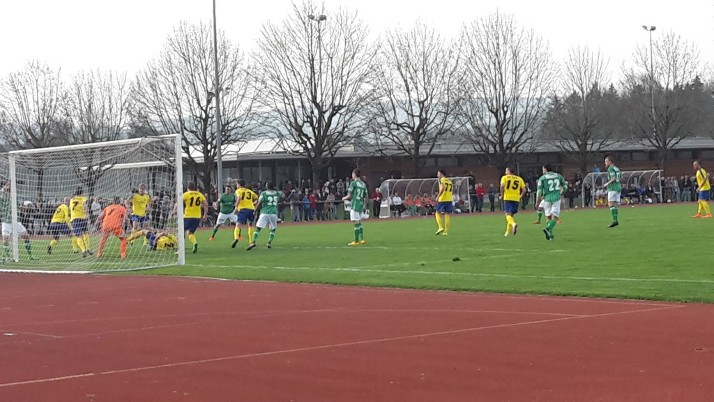Erste Niederlage der Rückrunde beim FC Uzwil eingefangen