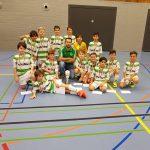 Die Pokale stapeln sich in diesem Winter: Ea-Junioren gewinnen Turnier in der Egelseehalle