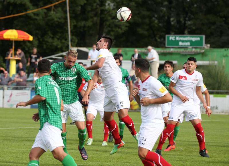 Nie gefährdeter Sieg gegen St. Margrethen