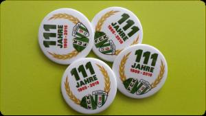 Buttonverkauf 111 Jahre FC Kreuzlingen