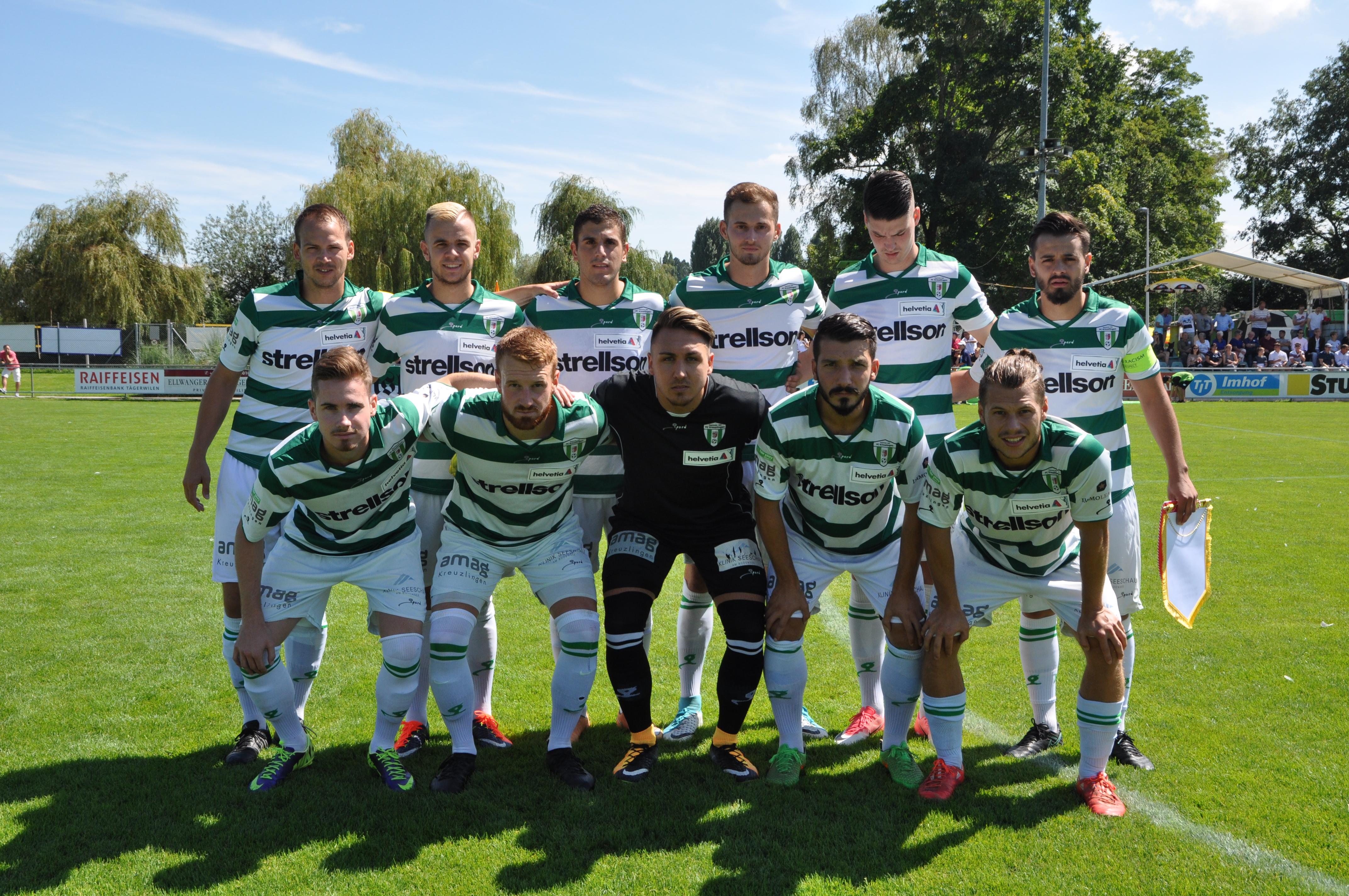 FC Kreuzlingen - FC Wil 2
