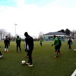 Fotos vom Trainingslager