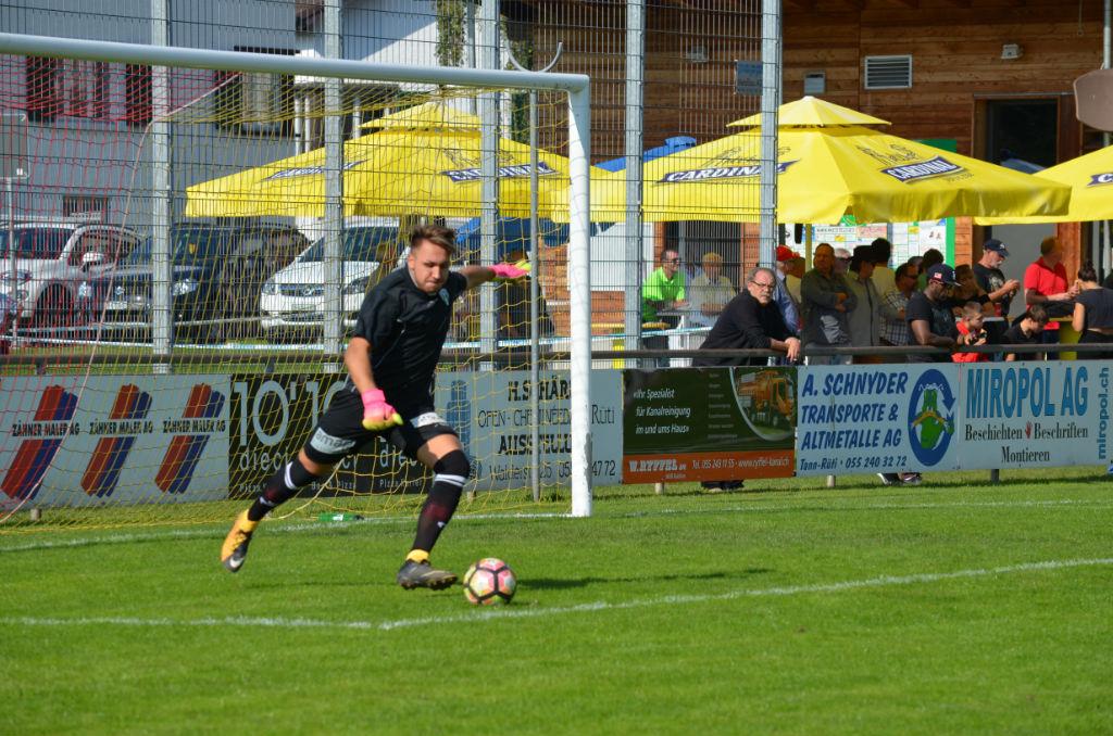 FC Kreuzlingen - FC Buchs