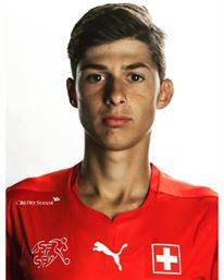 Dionis Marovci gehört dem Schweizer U16-Kader an