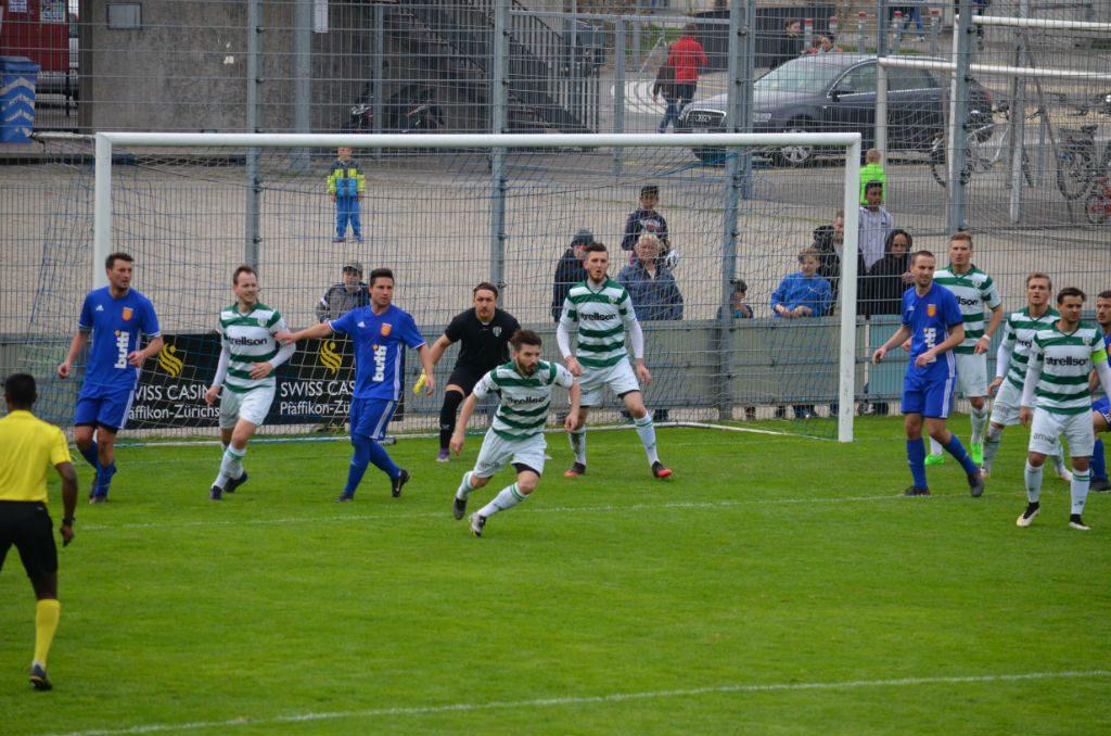 FC Freienbach vs. FC Kreuzlingen 2:2