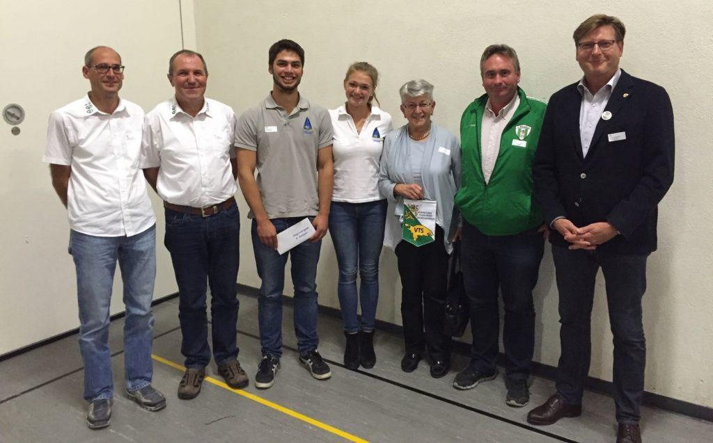 FC Kreuzlingen gewinnt Förderpreis der Stiftung Helvetia Thurgau für die Integration des Handicapteams