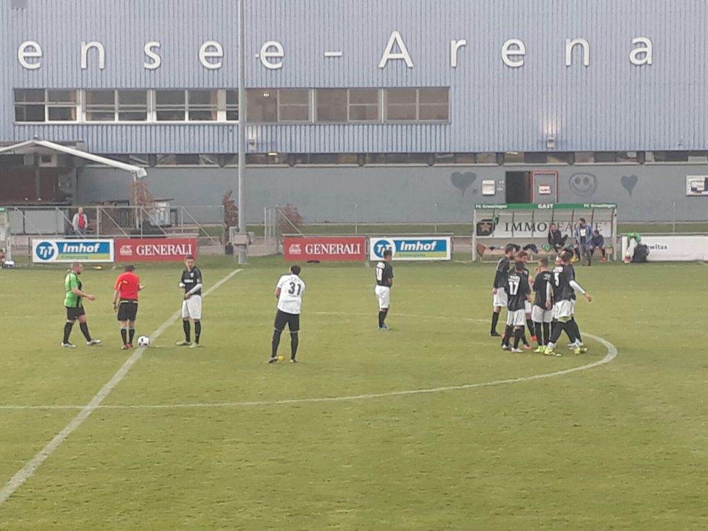 FC Kreuzlingen 2 vs. FC Wängi 2