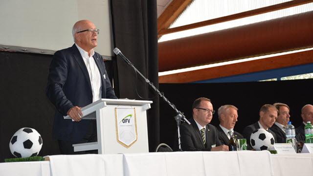 Erfolgreiche OFV-Delegiertenversammlung