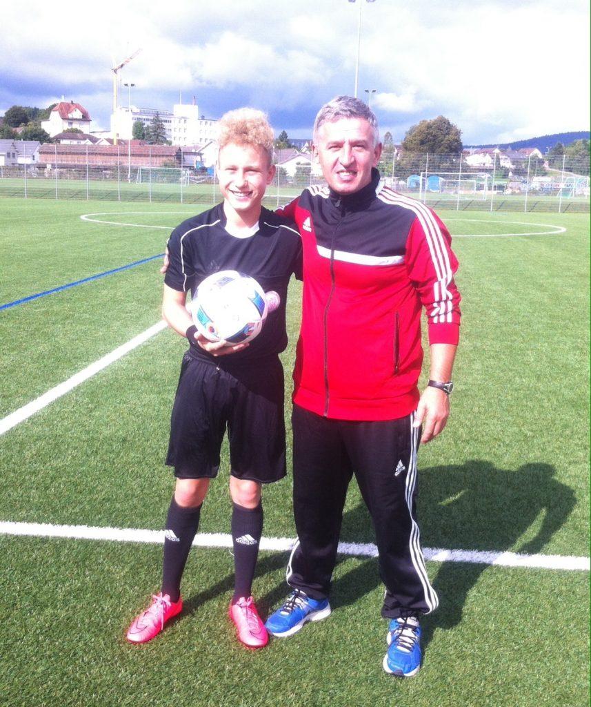 Jonathan von Bibra neuer Schiedsrichter beim FC Kreuzlingen