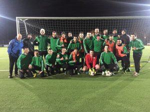 2. Mannschaft FC Kreuzlingen und Raphael Schindler