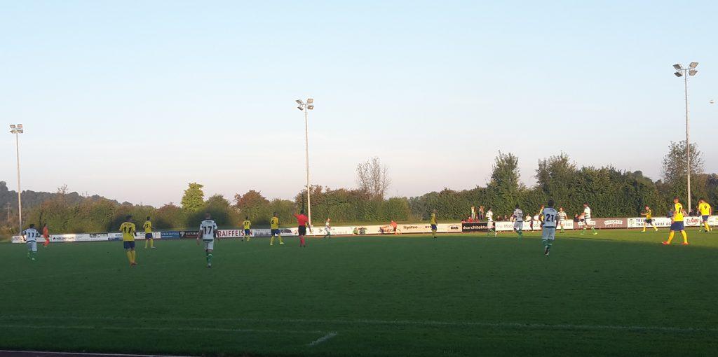 FCK 1 gewinnt hochspannendes Spiel in Uzwil / FCK 2 mit viertem Sieg in Serie