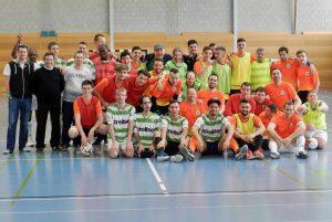 FCK-Handicapteam Bodenseekickers und der FC Wil U20