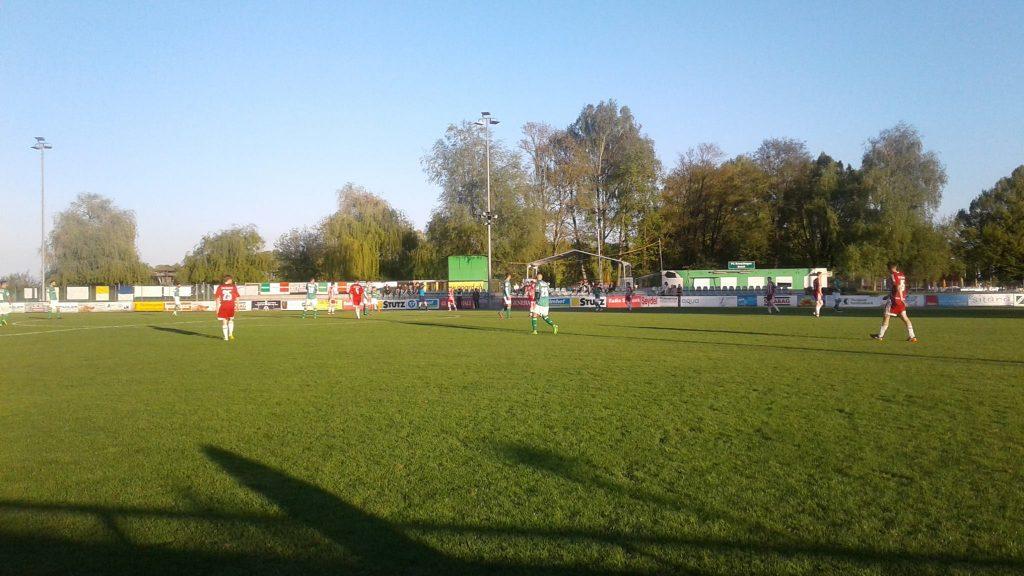 FC Kreuzlingen 2 vs. FC Zuzwil 2:2, Foto: Pasquale Jannuzzo