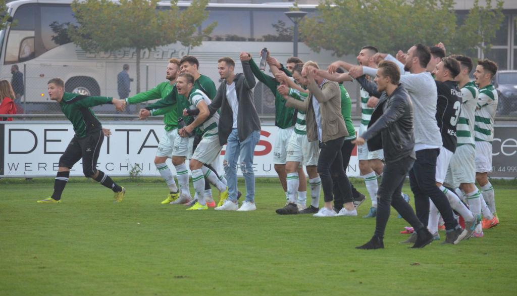 FC Kreuzlingen - FC Freienbach 14.10.2017